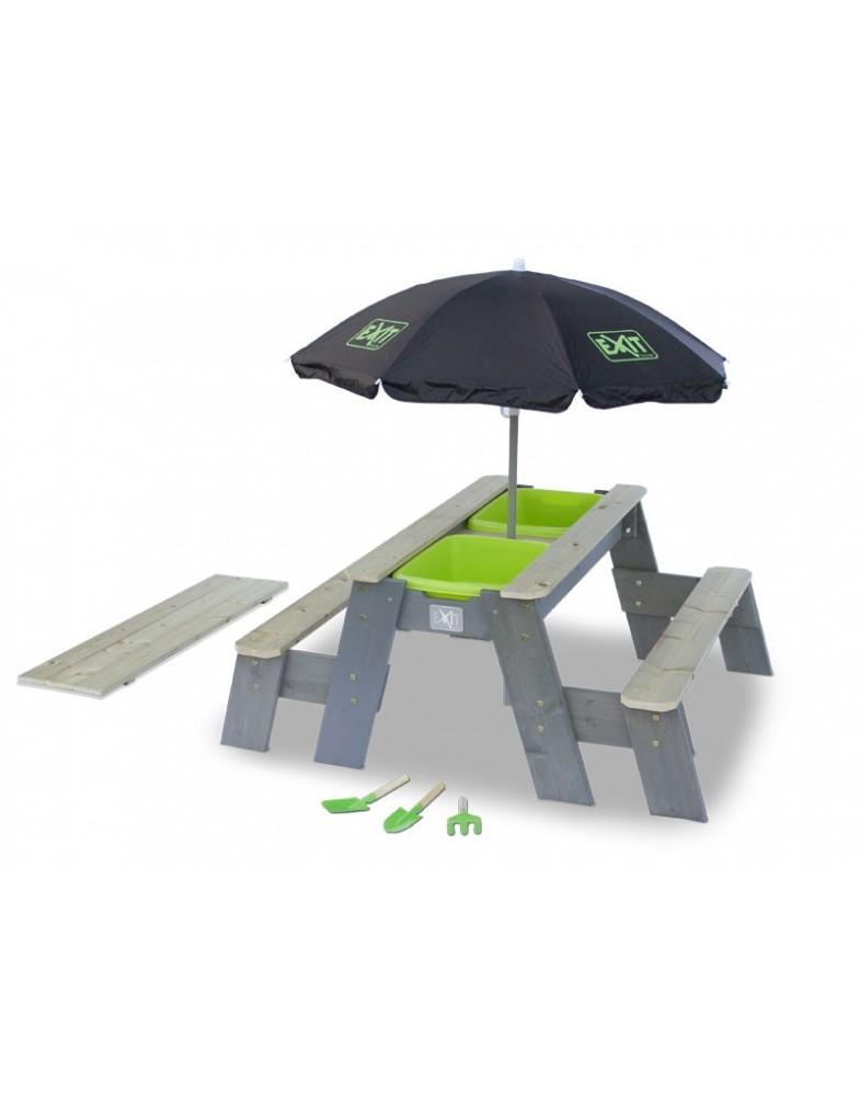 Песочница трансформер с зонтом