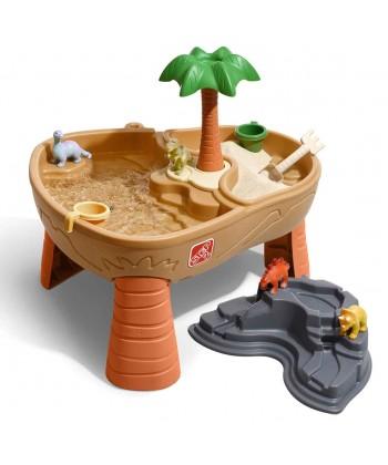 """Столик для игр с песком и водой """"Дино"""""""