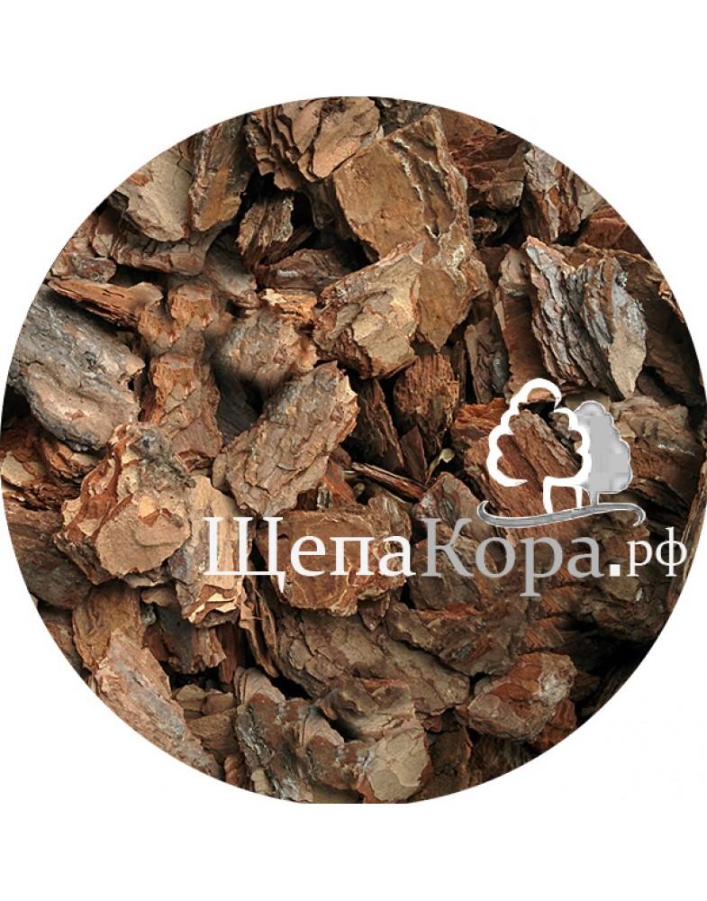 Кора сосны 2-5 см —  применение, свойства, рекомендации