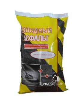 Холодный асфальт Perma Patch в мешках, 30 кг