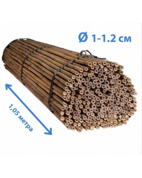 Ствол бамбука тонкинский, Ø 10-12 мм, длина 1,05 метра