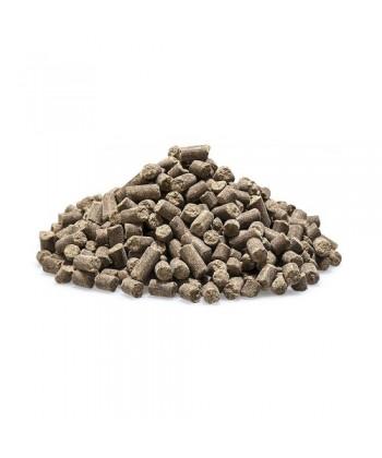 Пеллеты серые 6-8 мм, 1000 кг