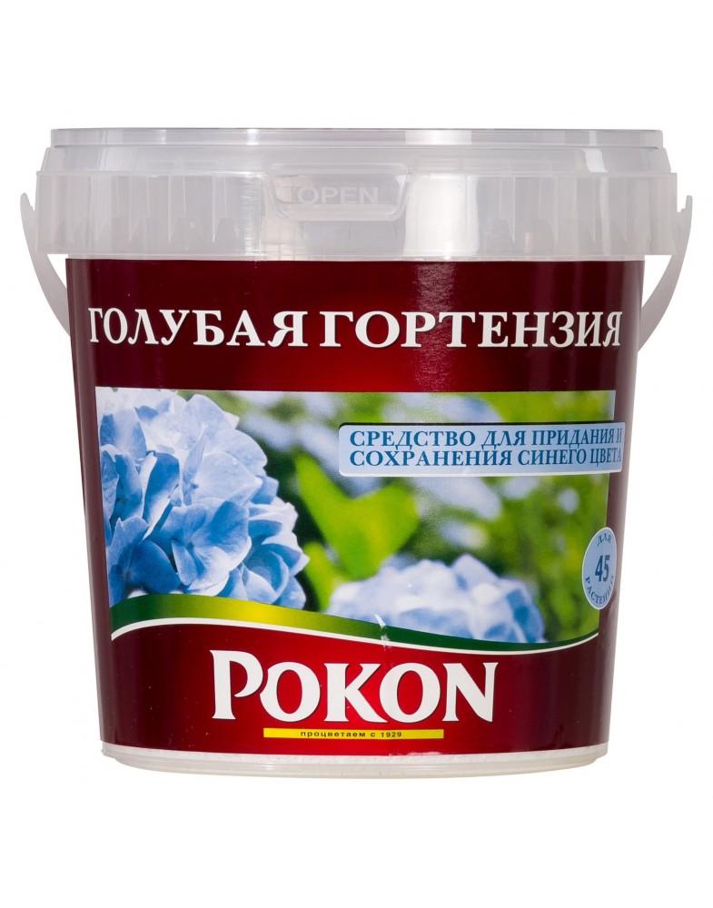 Голубая Гортензия.Средство для придания и сохранения синего цвета Покон (Pokon), 900г