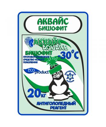 Аквайс Бишофит, 20 кг