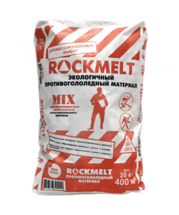 Рокмелт Микс (Rockmelt Mix), 20 кг