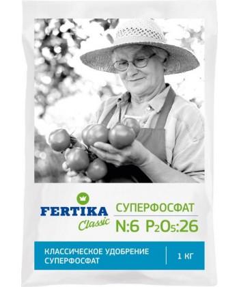 Суперфосфат P2O5-26% (Fertika), 1кг
