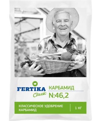 Карбамид (Мочевина) N-46,2% (Fertika), 1кг