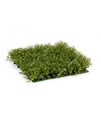 Газон-коврик мох, 5см (25,5х25,5см)